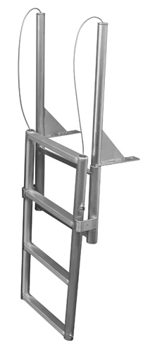 Jif Marine Lifting Dock Ladder With Straight Handles 3 7