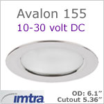 12 Volt LED Lights - Avalon 155