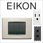 Vimar Eikon Switches, Outlets +