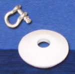 Mooring Buoy Hardware Kit: Pass-through