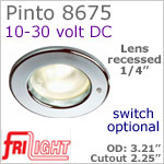 12 Volt LED Lights - Pinto 8675