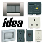 Vimar Idea Switches, Outlets +