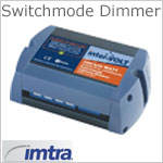 12 volt Dimmer (9-33vdc) - Switchmode Dimmer, 200 watts at 12 volts, 400 watts at 24 volts