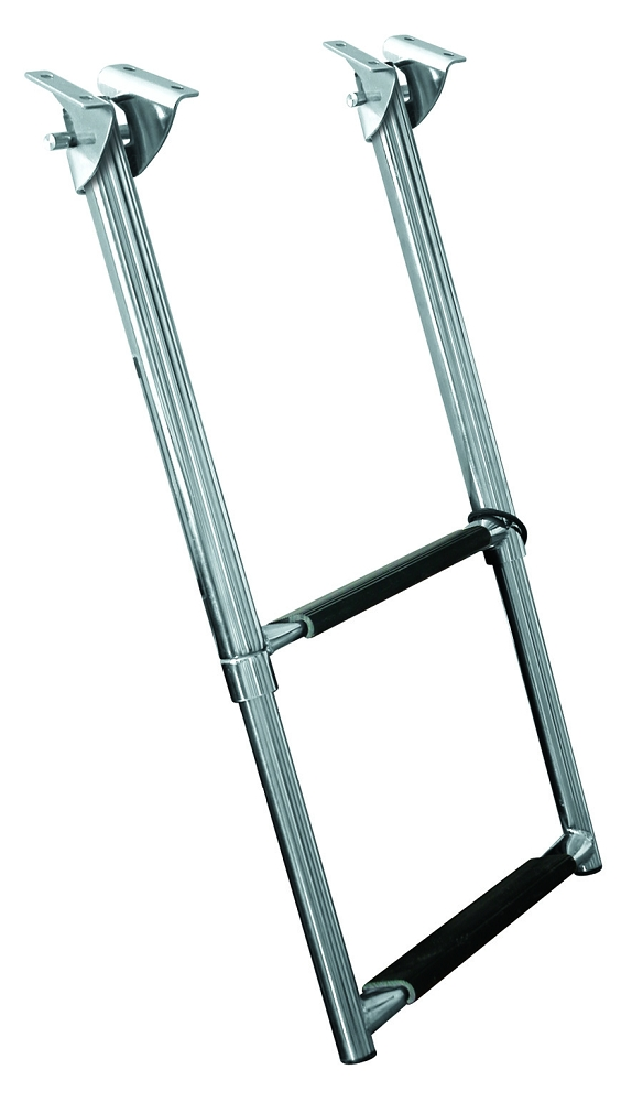 Jif Marine Under Platform Telescoping Ladder With 2 Or 3