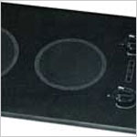 Electric Cooktop - Kenyon Large Mediterranean, 2 Burner Electric Cooktop (1x 6.5 and 1 x 8 inch burner), 120v, 2600 watt, 22 amp