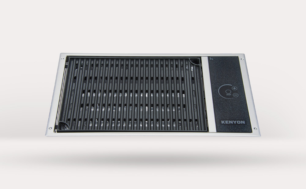 Kenyon No Lid Grill Built In Electric Grill Without Lid