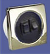 12 volt dual rocker switch - frilight