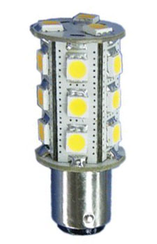 12 Volt Led Bulbs 18 Smd Ba15d