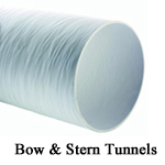 Bow and Stern Tunnels