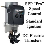 Standard Speed Control Thruster Units