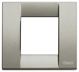 Idea Single Switch Square Face Plate Single Module