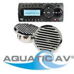 Aquatic AV Stereo Systems