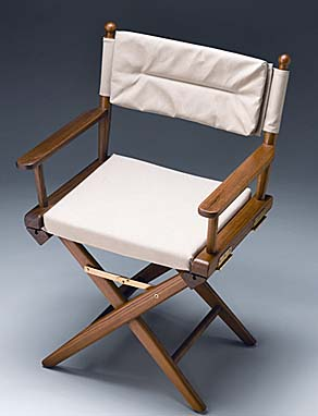 Whitecap Burmese Teak Director S Chair
