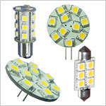 12 Volt LED Bulbs - 24 Volt LED Bulbs