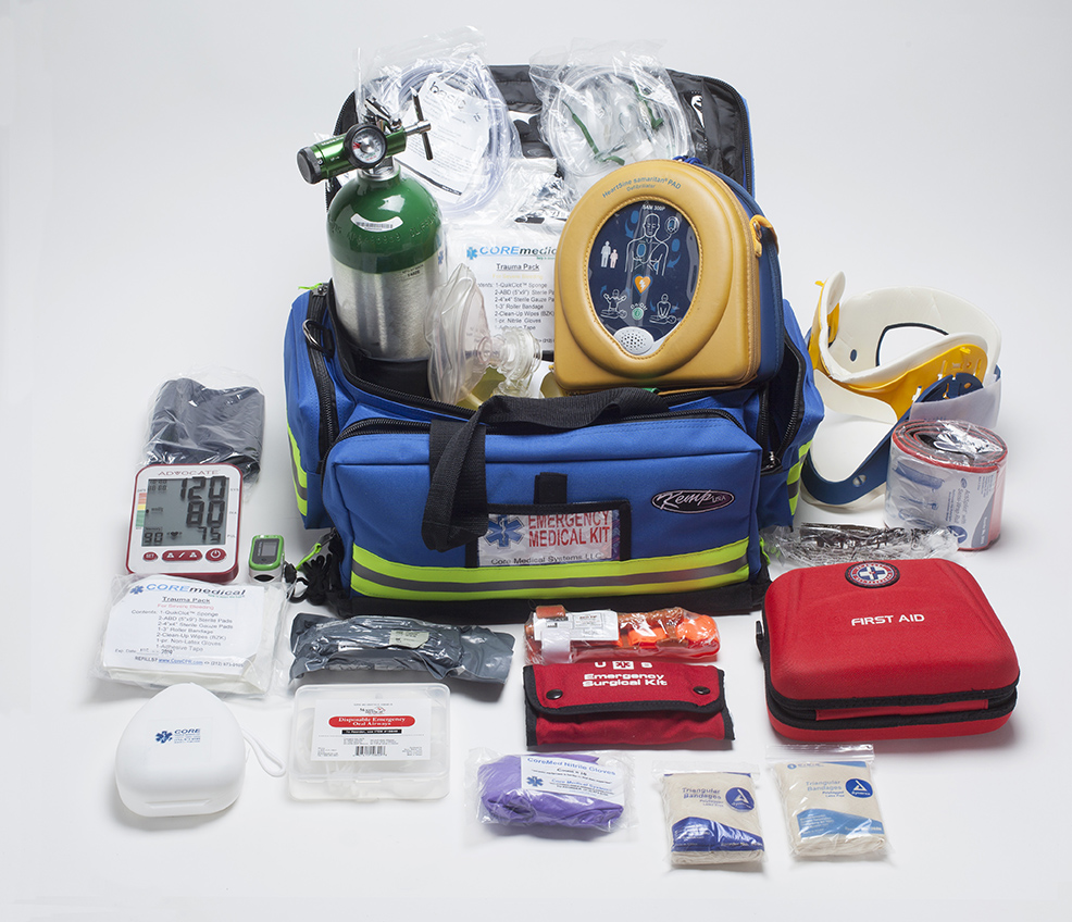 The Doctor Kit Of Medical Supplies And S One Is Stocked On Every Lufthansa Aircraft Photo