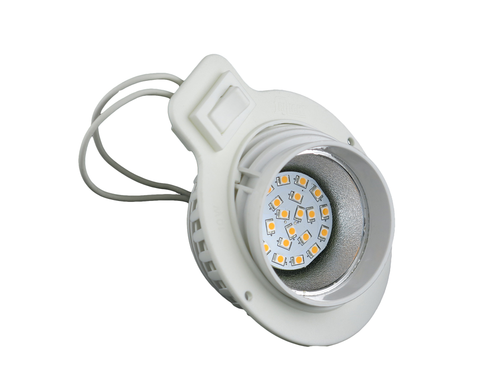 spot gyro 87072 frilight 12 24v light halogen or led