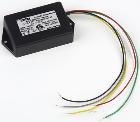 imtra pwm 30 spot dimmer module 0 10 volt dimmer module. Black Bedroom Furniture Sets. Home Design Ideas