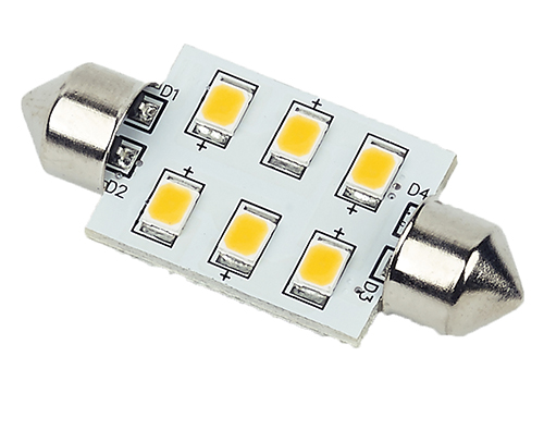 Imtra sv85 festoon socket 37mm 12 volt led replacement bulbs publicscrutiny Images