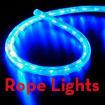 12, 24 and 120 Volt LED Rope Lights