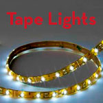 12 and 24 Volt LED Tape Lights