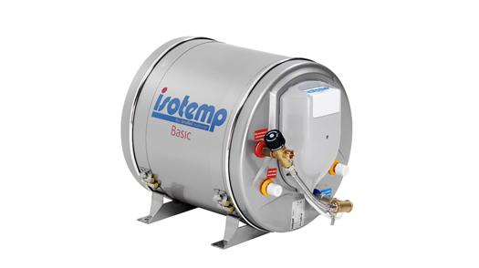 Marine Water Heater : Isotemp l gal standard marine water heater