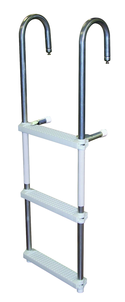Jif Marine 3 Or 4 Step Pontoon Swim Ladder Marine Grade