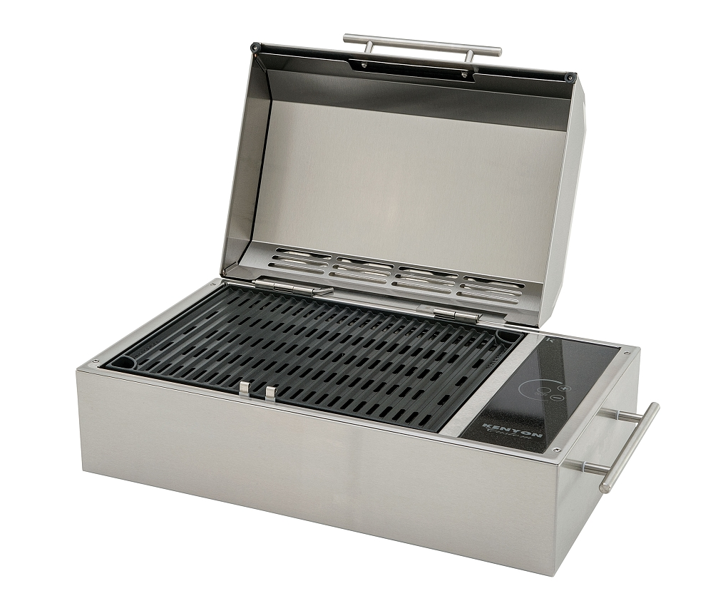 Kenyon Frontier Grill Portable Electric Grill With 1 Burner