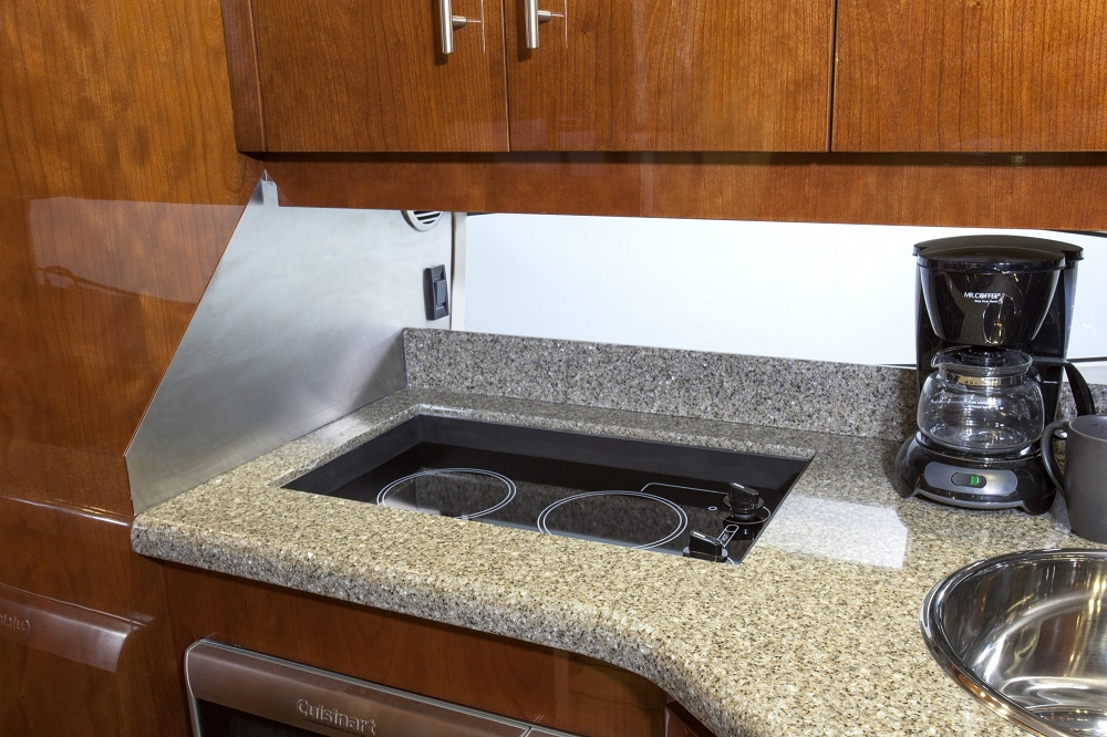 2 Burner Electric Cooktop ~ Kenyon caribbean dual burner electric cooktop