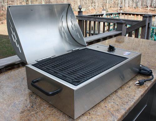 Kenyon Custom: Revolution Portable Electric Grill