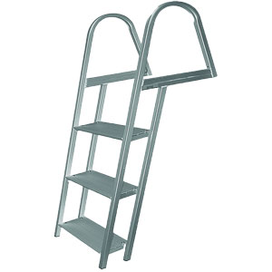 Jif's Fixed Angle Dock Ladder