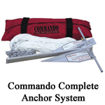 Commando Complete Anchor System