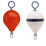 Inflatable Mooring Buoys