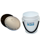 3.5 and 5 Gallon Marine Buckets