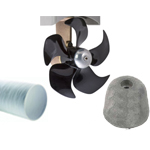 Thruster and Motor Propellers, Anodes and Replacement Parts