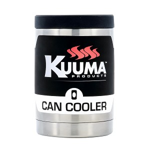 Kuuma Stainless Steel Can Cooler f/12oz Cans