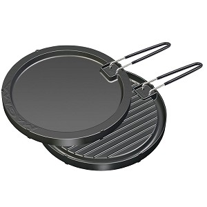 "Magma Two-Sided, Non-Stick Griddle 11-1/2"" Round"