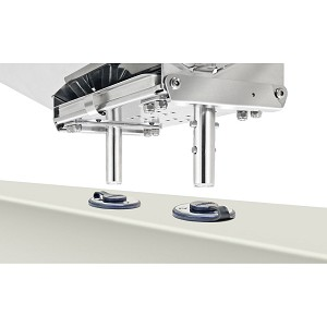 Magma Dual Locking Flush Deck Socket Mount