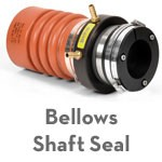 Lasdrop Bellows Dripless Shaft Seal