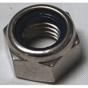 "Side-Power Locknut M12 for Propeller on 185mm (7.5"") tunnels Used on SE60, SE80, SE100, SP55, SP75, SP100 & 4HP"