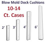 10-14 Ct. Blow Mold Dock Cushion Cases