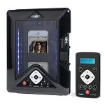Aquatic AV iPod and USB Media Locker - Waterproof, Full-Suite Case - AQ-DM-5UBT