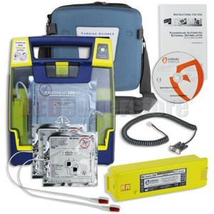 Cardiac Science G3 9300 Plus AED