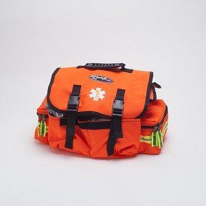 Cruiser Emergency Care Kit: Maximum Care, Small Footprint AED Bag