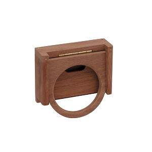 SeaTeak Teak Drink Holders