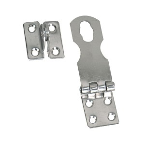 "Whitecap Swivel Safety Hasp - 316 Stainless Steel - 1"" x 3"""