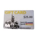 SailorSams.com Digital Gift Card
