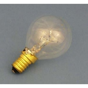 Imtra Spherical E14 Socket | 12 volt Incandescent Bulbs