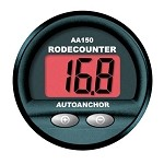 AA150 Rode Counter with Round Bezel