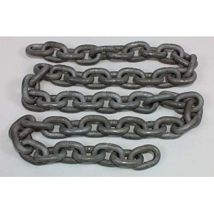 Imtra 5/8 inch G43 Hot-Galvanized, High-Tensile Chain by Drum
