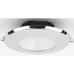 Imtra Sigma LED Light with Large, Low Bezel | 10-40VAC/VDC Fixture